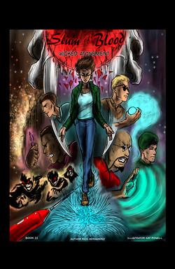 Slum of Blood comic book 11