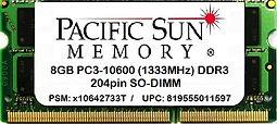 819555011597 -8GB 1333MHz DDR3 SO-DIMM.j