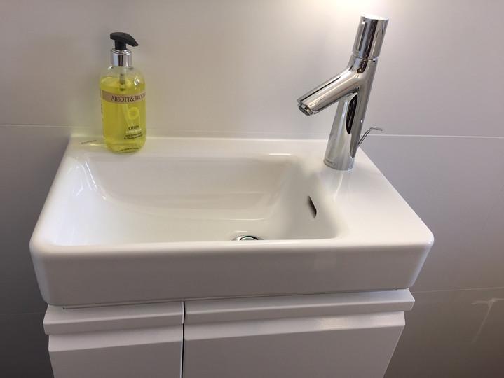Badezimmer in Lich 3