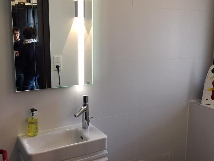 Badezimmer in Lich 4