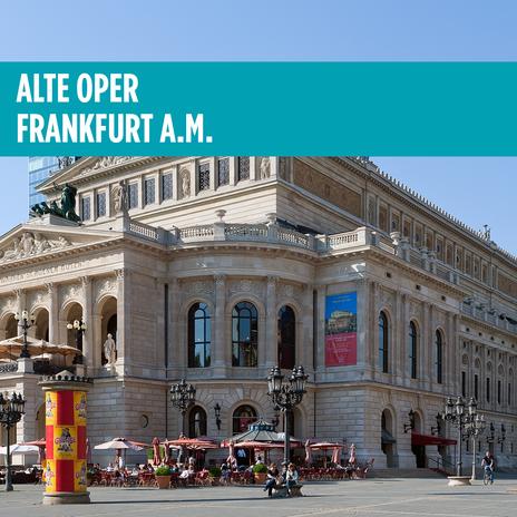 Alte Oper in Frankfurt a. Main