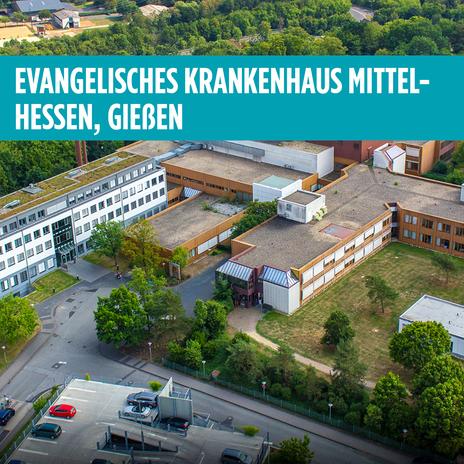 Evangelisches Krankenhaus Mittelhessen (EKM) Gießen