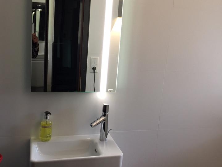 Badezimmer in Lich 1
