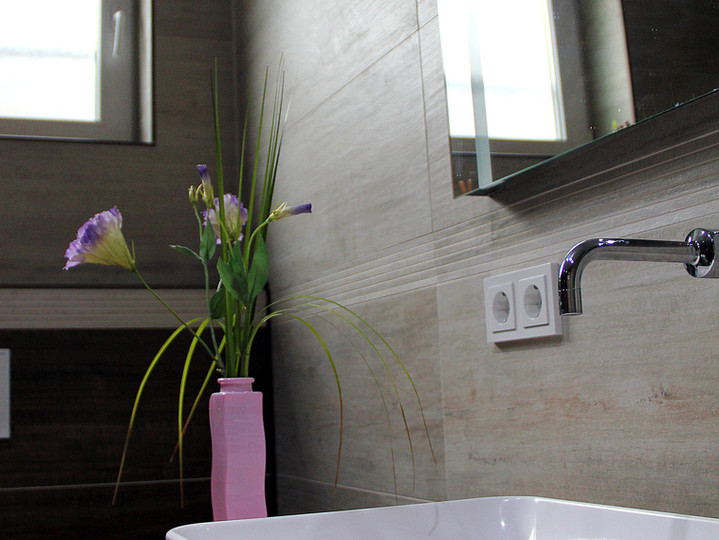 Badezimmer in Grünberg-Queckborn 4