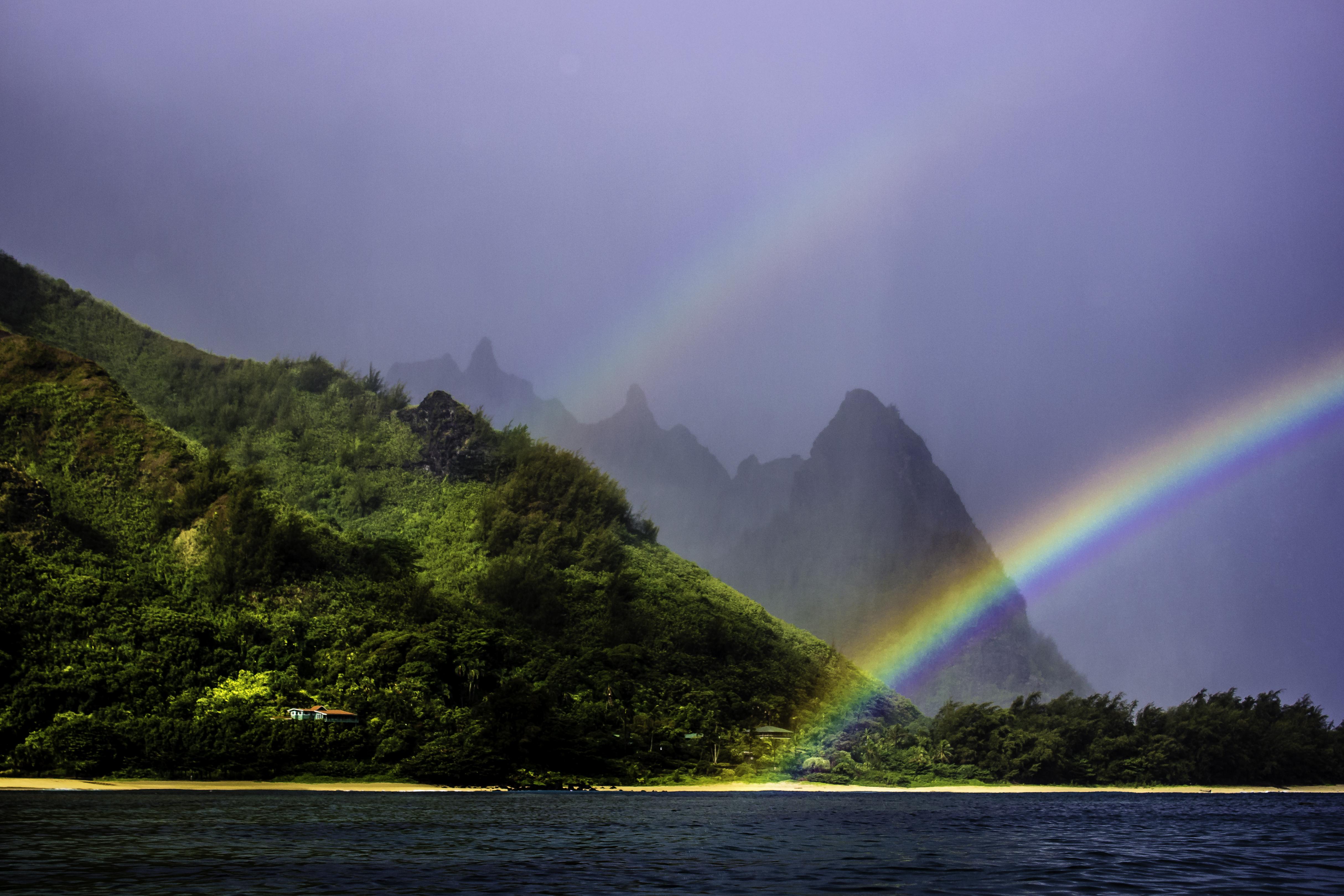 bali hai rainbow