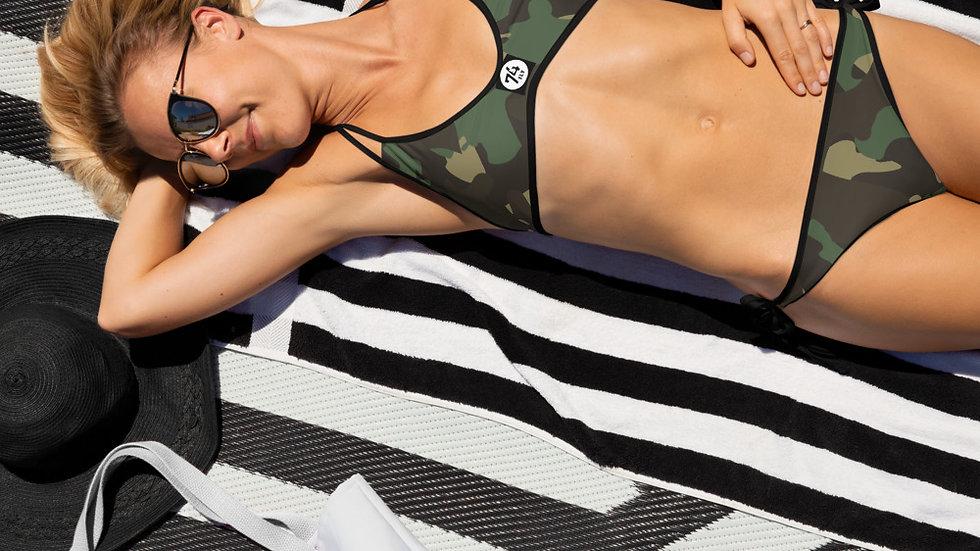 '74 Store Camouflage Bikini