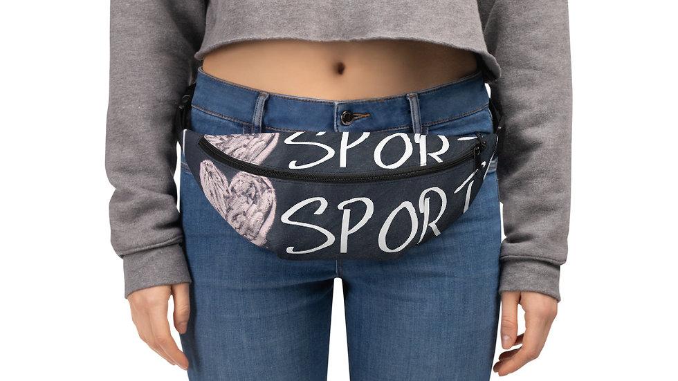 The '74 Store 'I Heart Sports' Bum Bag