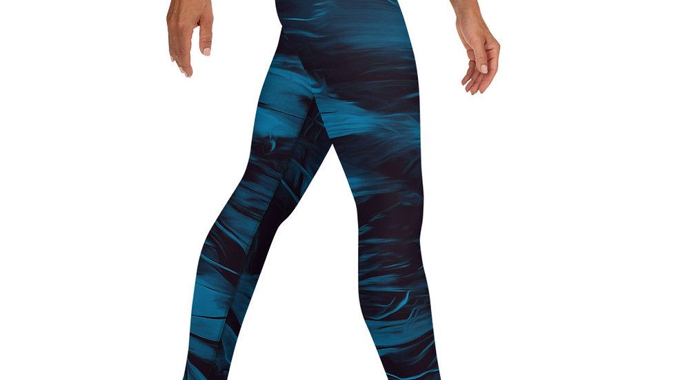 Something Blue Leggings