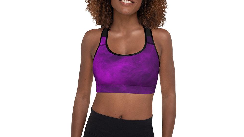 Purple Princess Sports Bra