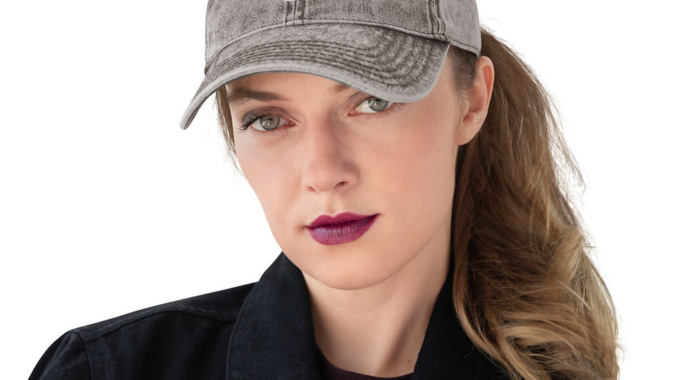 The 74 Store Vintage Cotton Twill Cap