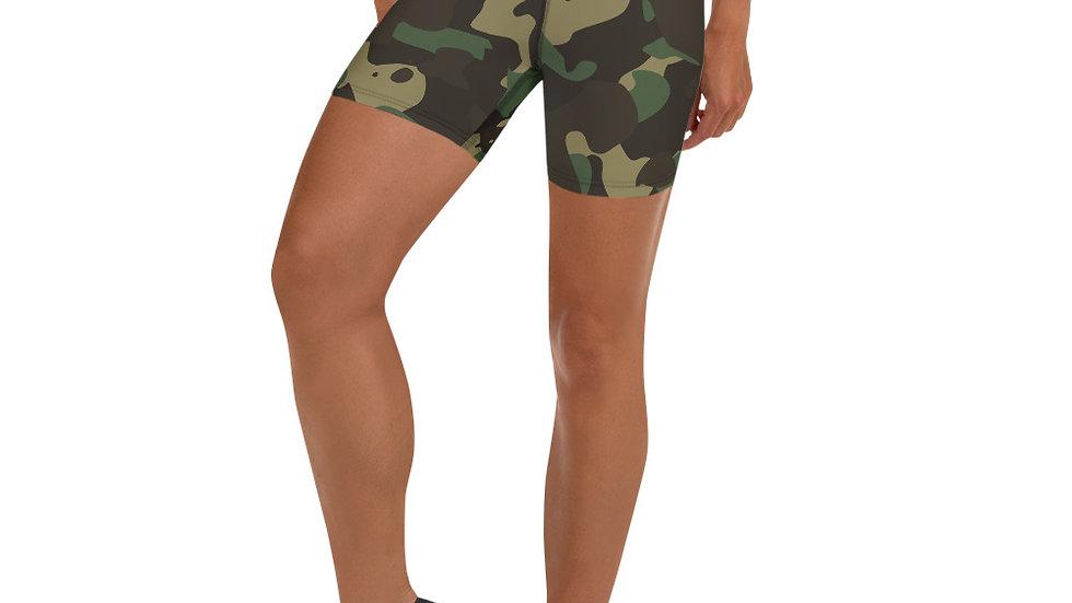 Military Warrior Shorts