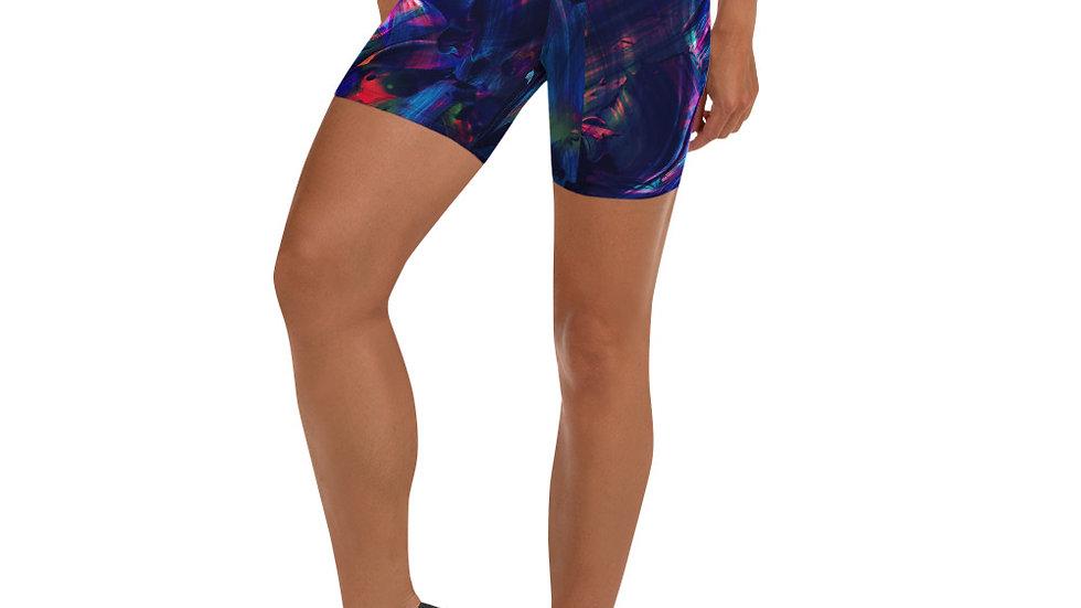 Midnight Rush Shorts