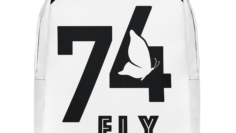 The '74 Store Original Logo Minimalist Backpack