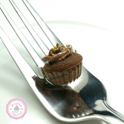 Chocolate Cupcake Ring