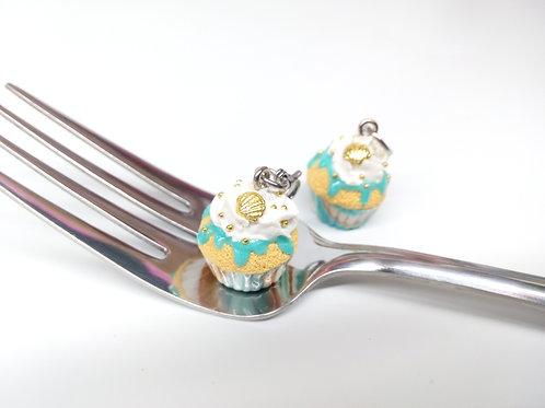 Spring Sea Cupcake
