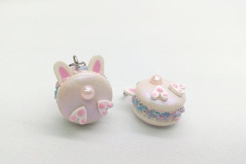 Bunny Macaron