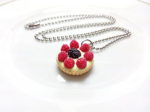Berries Tart Necklace
