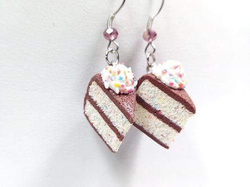Confetti Cake Earrings