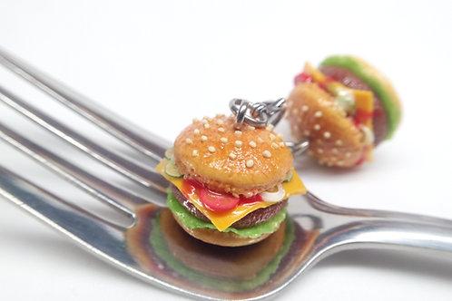Hamburger Charm