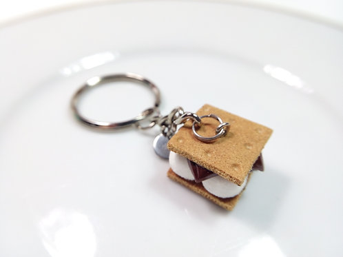 S'more Keychain