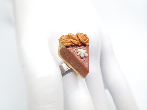 Pumpkin Pie Ring