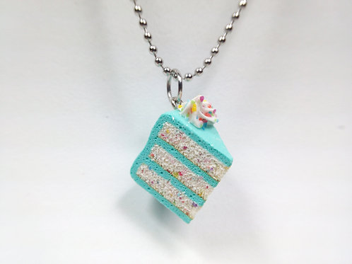 Funfetti Cake Necklace
