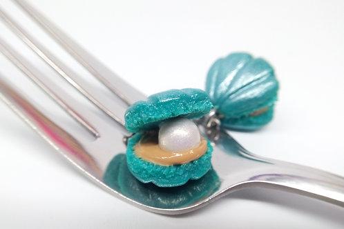 Seashell Macaron