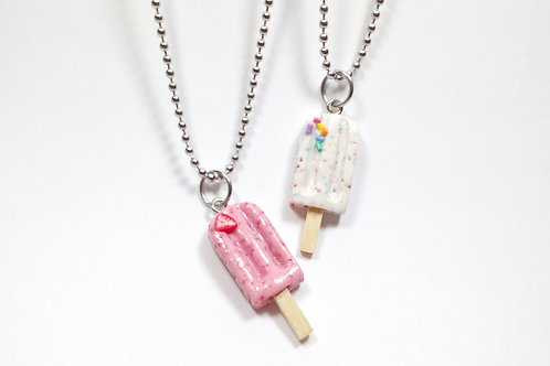Popsicle Necklaces