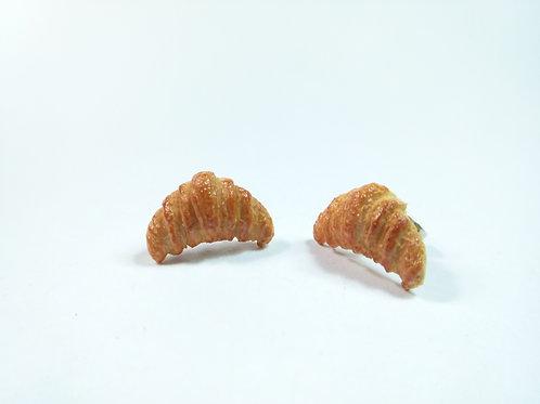 Croissant Stud Earrings