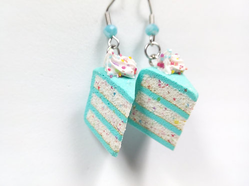 Funfetti Cake Earrings