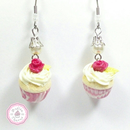 Mother's Day Cupcake Earrings