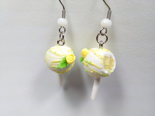 Spring Cake Pop Earrings