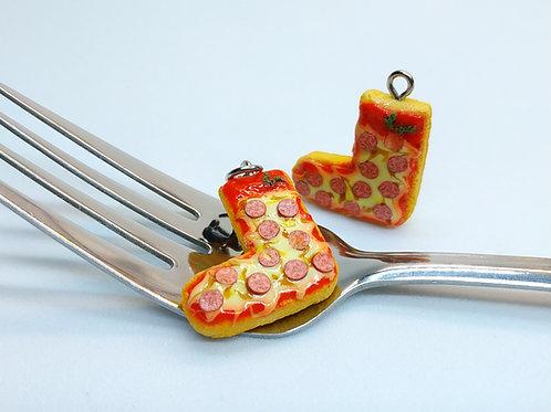 Pepperoni Pizza Stockings
