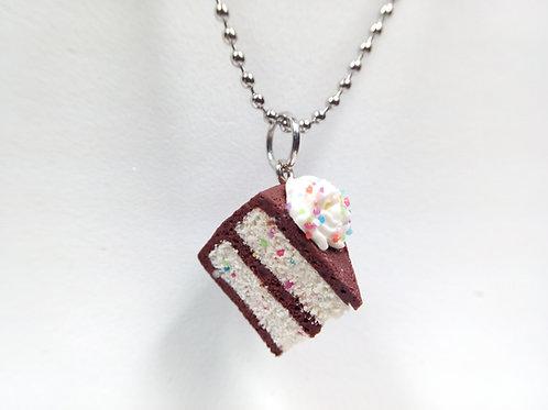 Confetti Cake Necklace