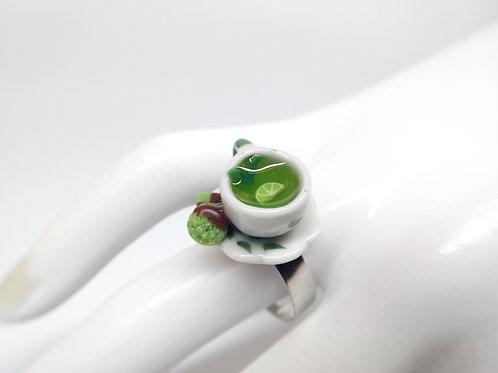 Green Tea & Lime Ring