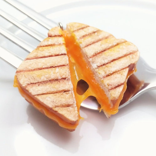 Grilled Cheese Sandwich Charm