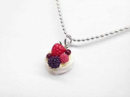 Summer Pavlova Necklace