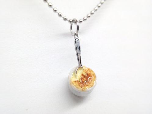 Crème Brulée Necklace