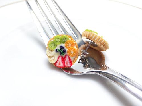 Tropical Fruit Tartlet Studs