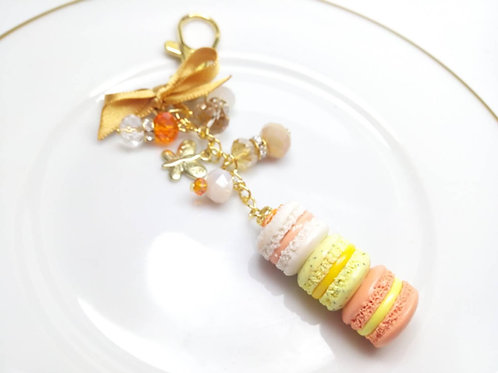 Exotic Macaron Planner Charm
