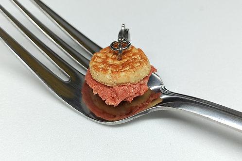 Ham Biscuit Charm