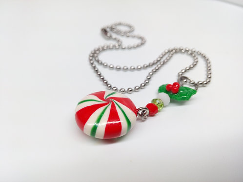 Peppermint Necklace