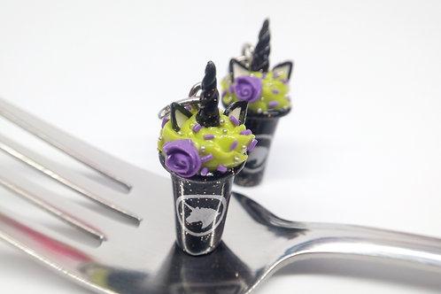 Maleficent Unicorn Frappuccino