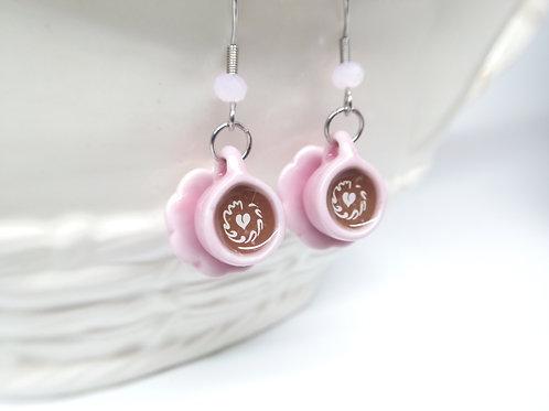 Mocca Latte Earrings