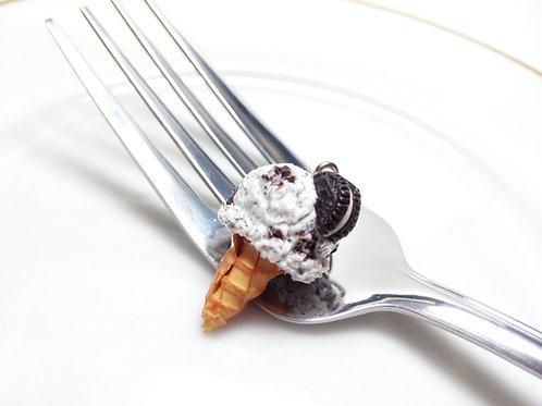 Cookies & Cream Ice Cream Charm