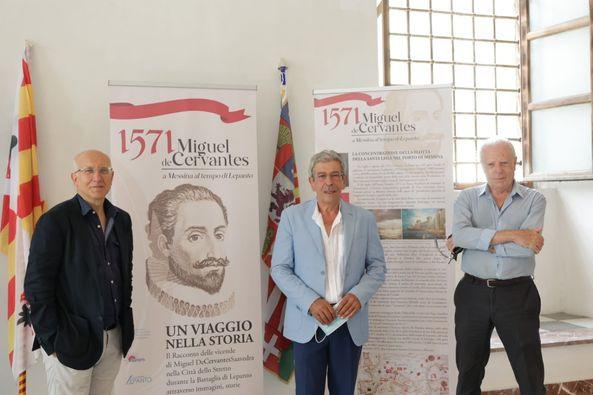Ξεκίνησαν οι εκδηλώσεις στη Messina για τα 450 χρόνια από τη Ναυμαχία της Ναυπάκτου