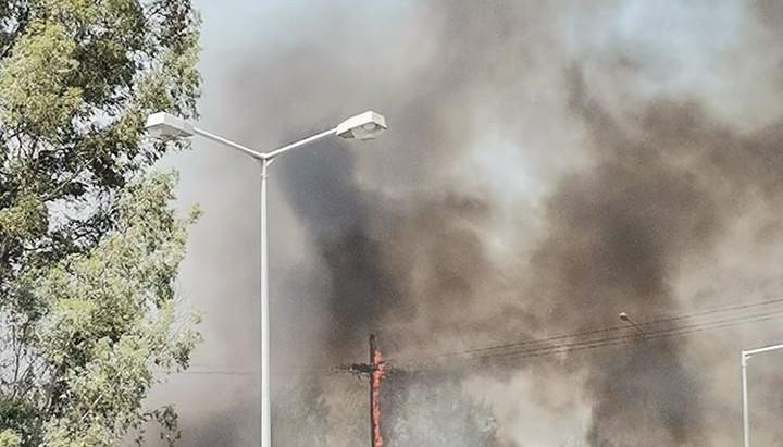 Υπό έλεγχο η φωτιά στο Αγρίνιο