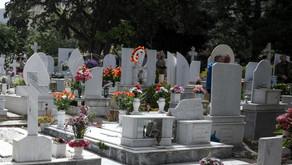 Ναύπακτος: Μακάβριες  κλοπές στο κοιμητήριο του Αγίου Στεφάνου