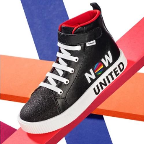Tênis Coleção Oficial Now United - Preto