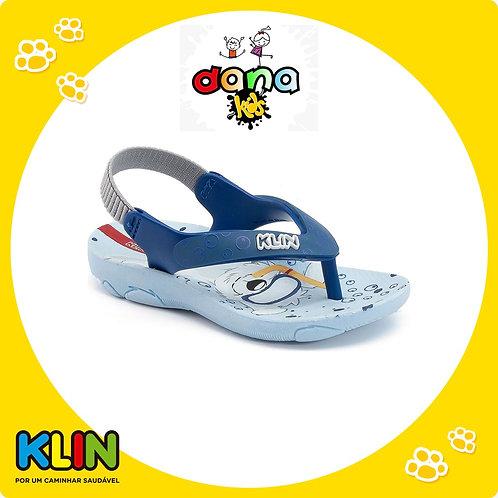 Chinelo Acqua Print - Azul Claro